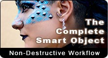 Complete Smart Objects Photoshop Class