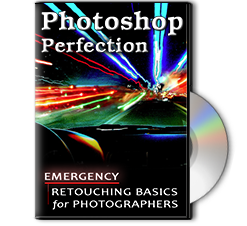 Photoshop Perfection - Emergency Retouching Basics in Photoshop Class