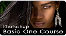 Learn Photoshop Basic One Course Video