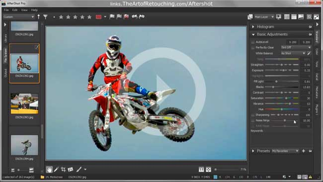 Corel AfterShot Pro Review